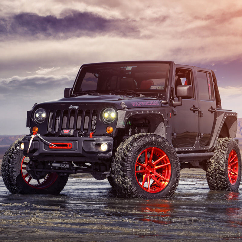 Off-road lights Photos
